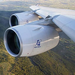 Quietest, Greenest Engine for the A380